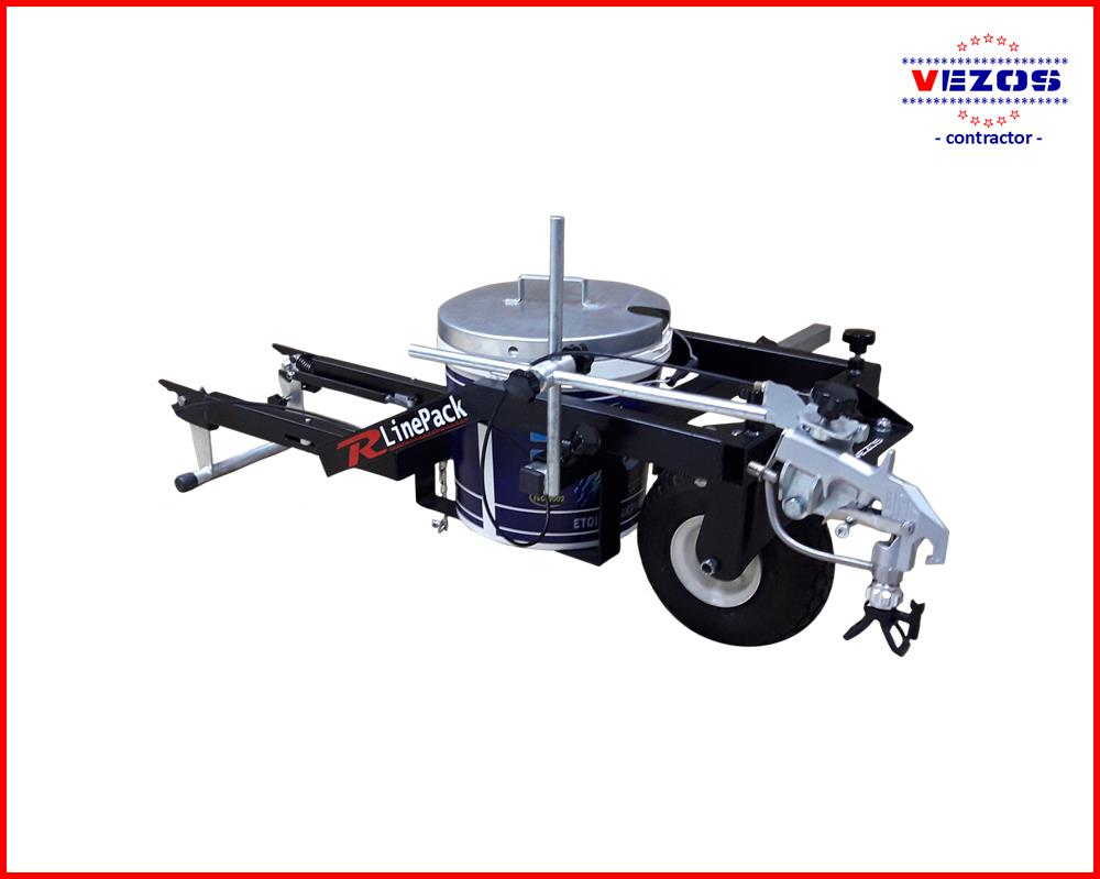 airless-paint-sprayer-hydraulic-striping-machine