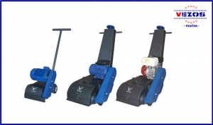 surface preparation industrial scarifier