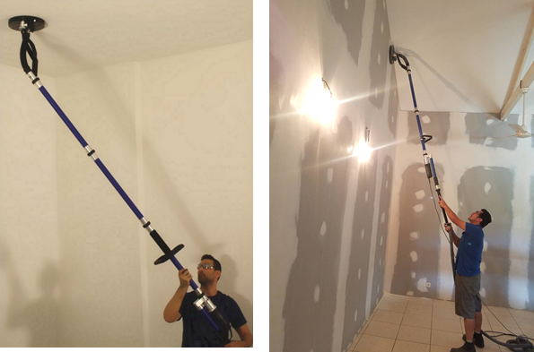 professional drywall sanders vezos construction